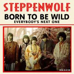 Segunda sencillo de la banda, 1968.